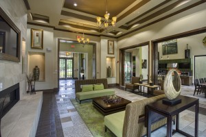 One Bedroom Apartments for rent in San Antonio, TX - Clubhouse Lobby Area