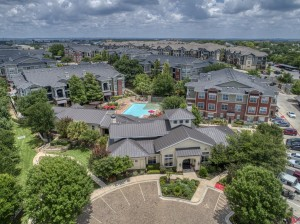 2 Bedroom Apartments for rent in San Antonio, TX - Aerial View of Community