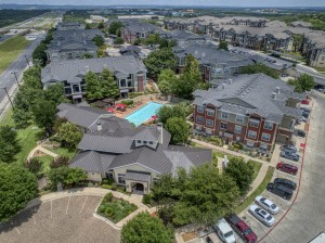 2 Bedroom Apartments for rent in San Antonio, TX - Aerial View of Community (2)