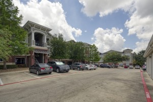 Three Bedroom Apartments for rent in San Antonio, TX - Exterior Building with Parking Area