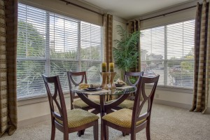 Three Bedroom Apartments for rent in San Antonio, TX - Model Dining Room