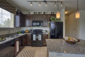 Three Bedroom Apartments for rent in San Antonio, TX - Model Kitchen