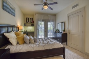 Two Bedroom Apartments for rent in San Antonio, TX - Model Bedroom (2)
