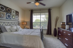 Two Bedroom Apartments for rent in San Antonio, TX - Model Bedroom (3)