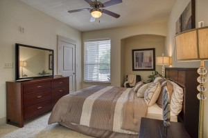 Two Bedroom Apartments for rent in San Antonio, TX - Model Bedroom (4)