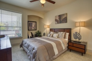 Two Bedroom Apartments for rent in San Antonio, TX - Model Bedroom (5)