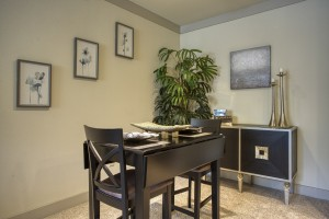 Two Bedroom Apartments for rent in San Antonio, TX - Model Dining Room