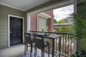 Two Bedroom Apartments for rent in San Antonio, TX - Model Front Porch
