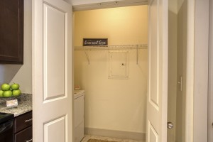 Two Bedroom Apartments for rent in San Antonio, TX - Model Laundry Room